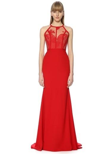 Alex Perry Elbise Kırmızı